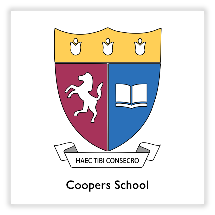 Coopers School logo